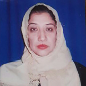 Dr.Suraya Amin Basu